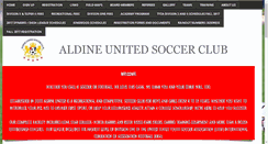 Preview of aldineunitedsoccerclub.org